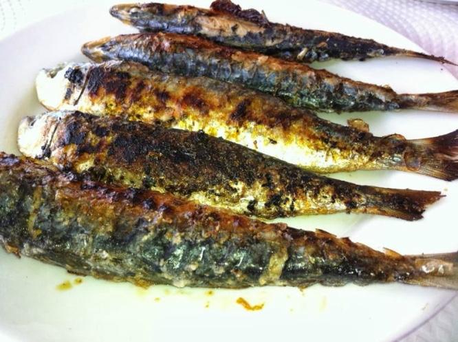 sardinas la aduana