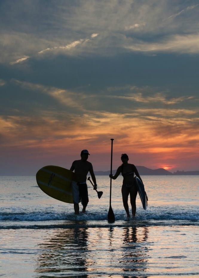 paddle surf 5