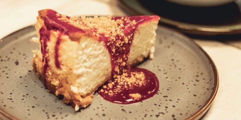 Las mejores tartas de queso de Valencia