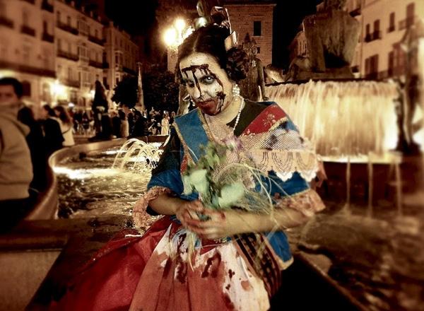 fallera zombie