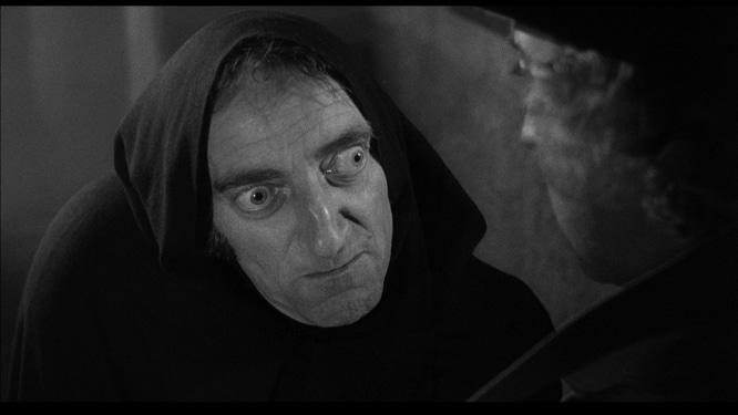 1974 Young Frankenstein - El jovencito Frankenstein (Marty Feldman) 02
