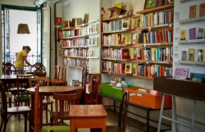 cafeterías de Valencia