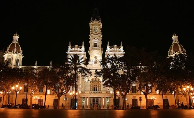 La Plaza Redonda no es la única que reluce: Las plazas más bonitas de Valencia, parte 1