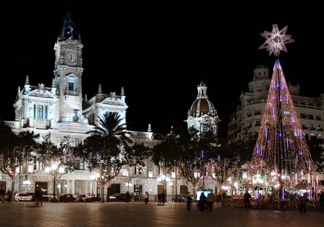 10 razones por las que amarás la Navidad en Valencia