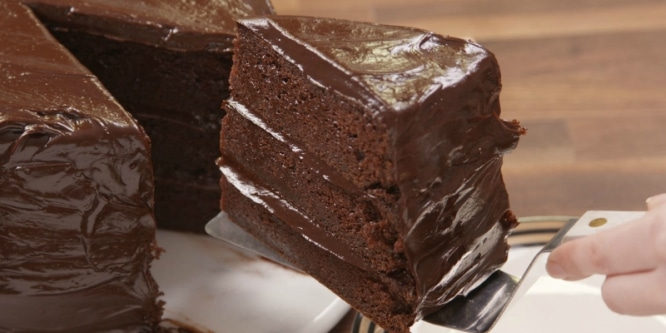 Las mejores tartas de chocolate de Valencia: ¡Dame chocolate que quiero morir!