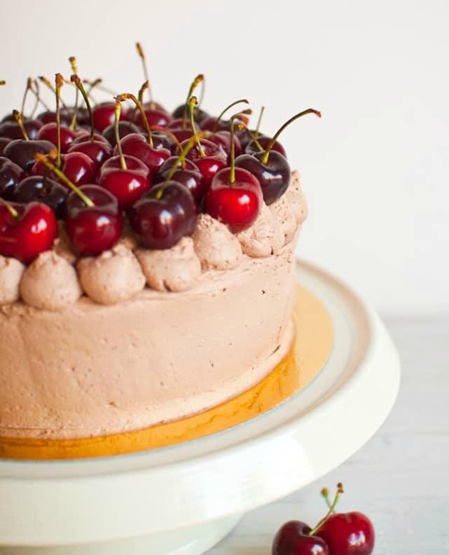 tartas de chocolate de valencia