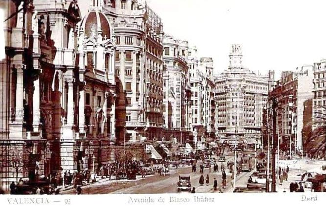«¿Te acuerdas de cuando…?» Fotos antiguas de Valencia