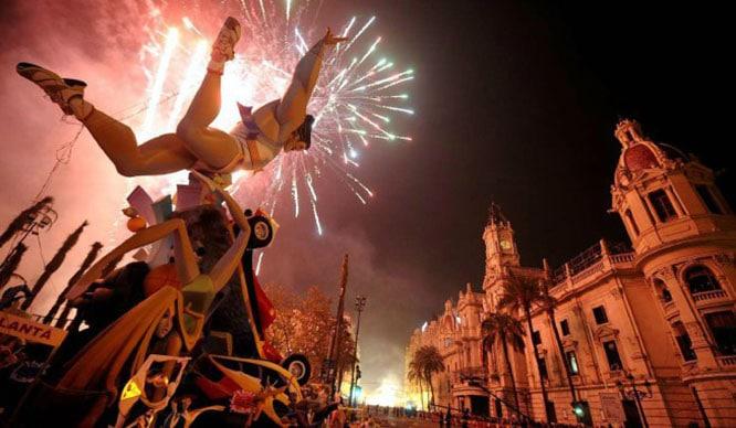 10 motivos por los que Las Fallas son las mejores fiestas del mundo -  Valencia Secreta