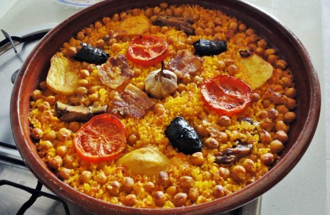 Trivial sobre gastronomía valenciana: ¿Eres un MasterChef en comida típica de la terreta?