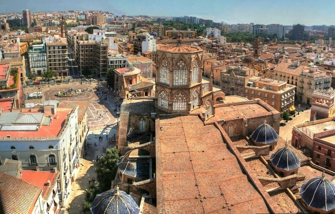 15 fotos de Valencia en Instagram que te harán amar la ciudad