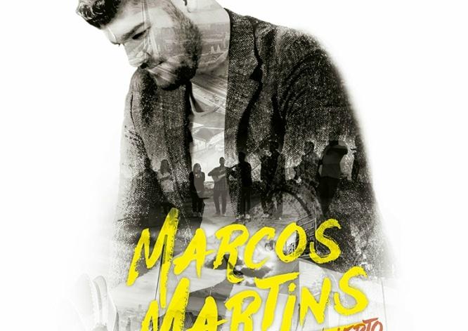Música por una buena causa: concierto debut de Marcos Martins a favor de la asociación Nova Vida