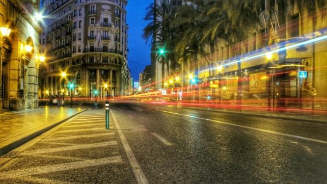 A la luna de Valencia: Las 10 mejores fotos de la noche valenciana