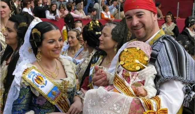 Los 10 nombres más puestos en Valencia en los últimos años