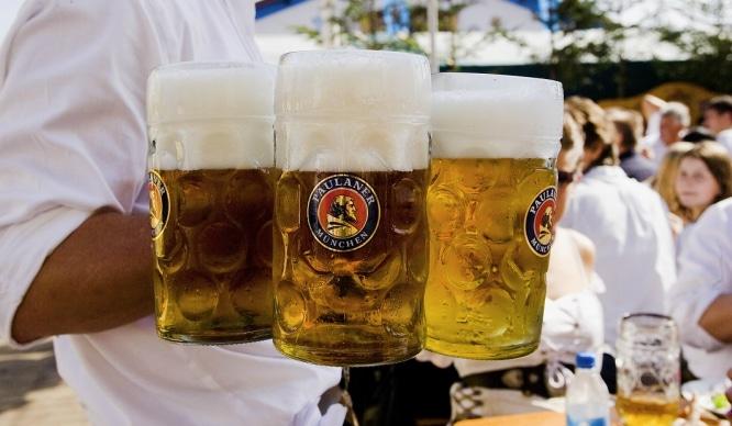 Oktoberfest-bier