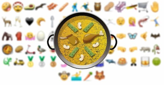 ¡La Paella Emoji ya está aquí!
