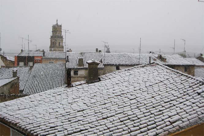 ¿Por qué ha nevado en Valencia? Las razones por las que vimos blanca la comunidad