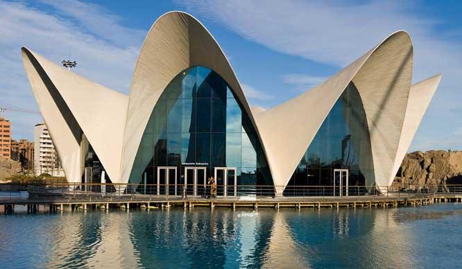 Los 5 edificios más bonitos de Valencia (parte I)
