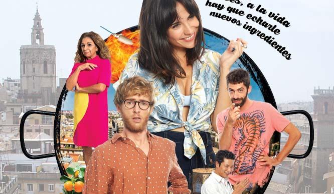 Primer trailer de Paella Today!, una película grabada en Valencia