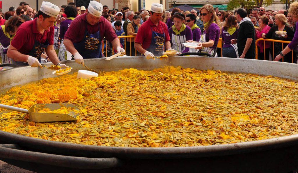 Las mejores paellas que se pueden comer fuera de Valencia