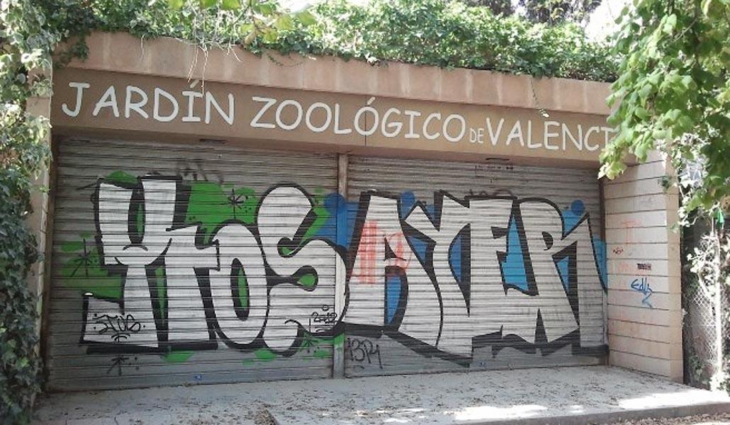 El zoo que se convirtió en un jardín