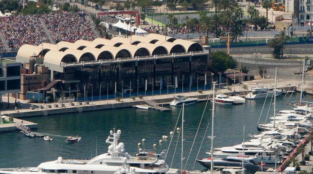 La antigua Marina, el Silicon Valley valenciano