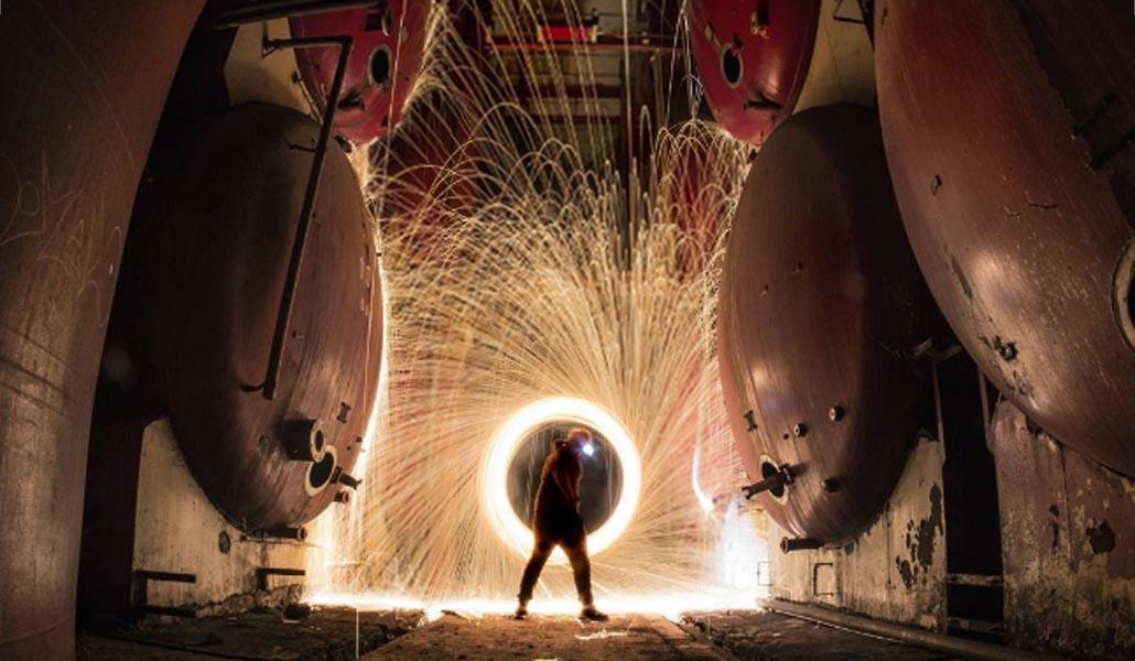 Valencia Underground: haciendo arte de lo que no se ve