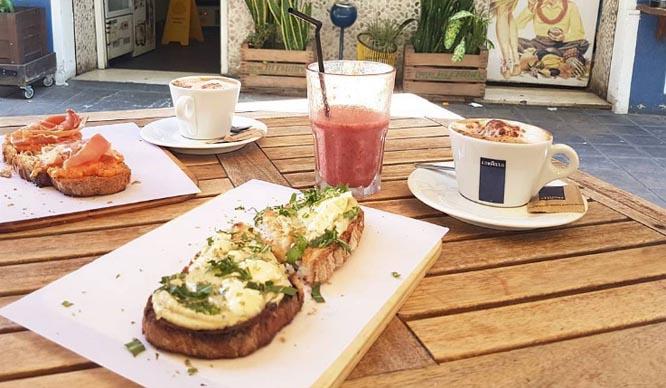brunch en cafecito