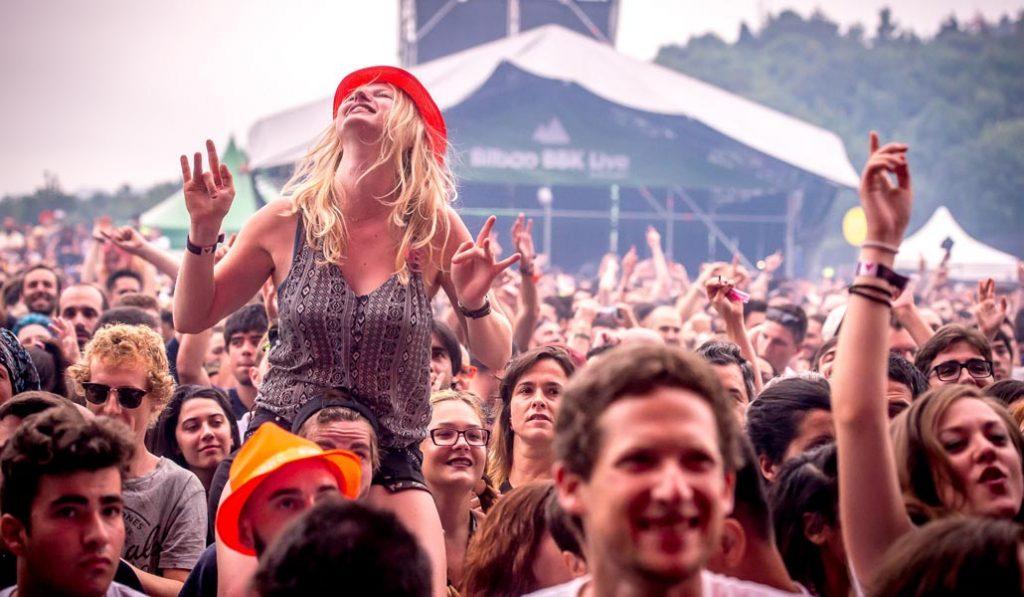 BIlbao BBK Live: la buena música se va al monte, ¡y al 40% de descuento!