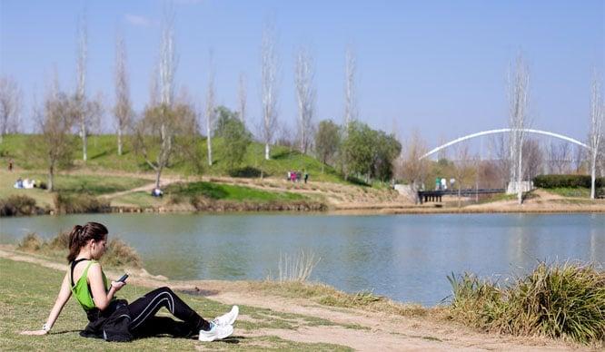 footing parque cabecera