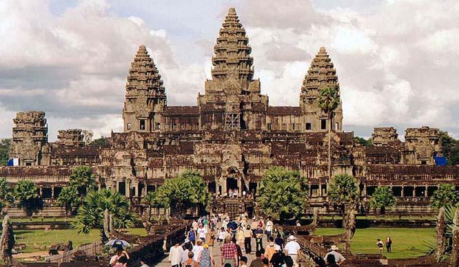 templo de angkor wat camboya