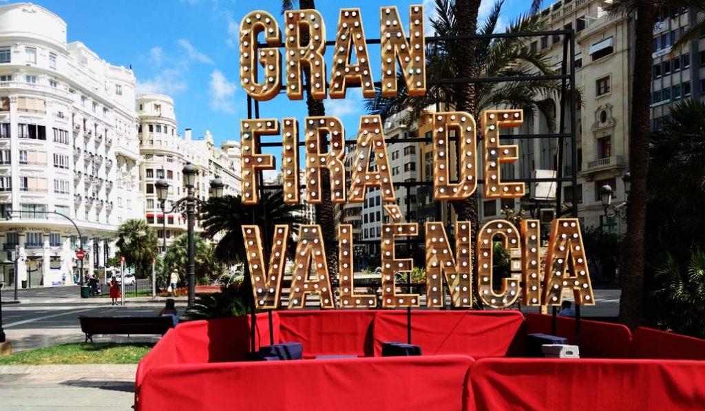 El auténtico evento del verano: la Gran Fira de Valencia