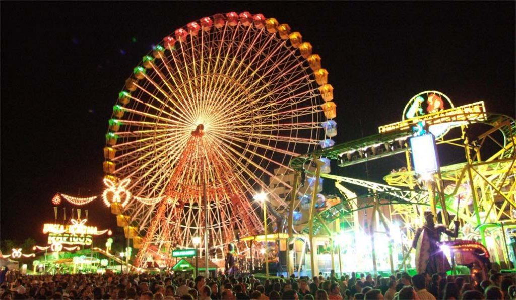 Vuelve a tu infancia en la Feria de Atracciones