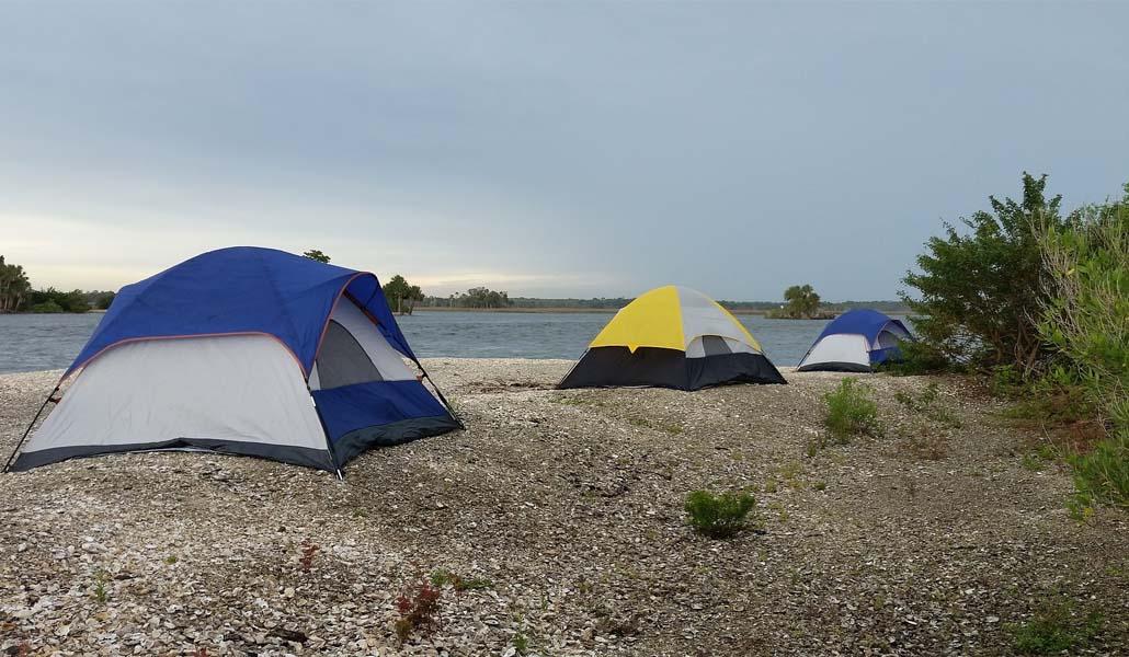 Rompiendo la rutina: nos vamos de camping