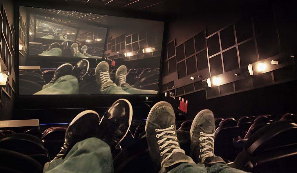 Una cita a ciegas... con el cine