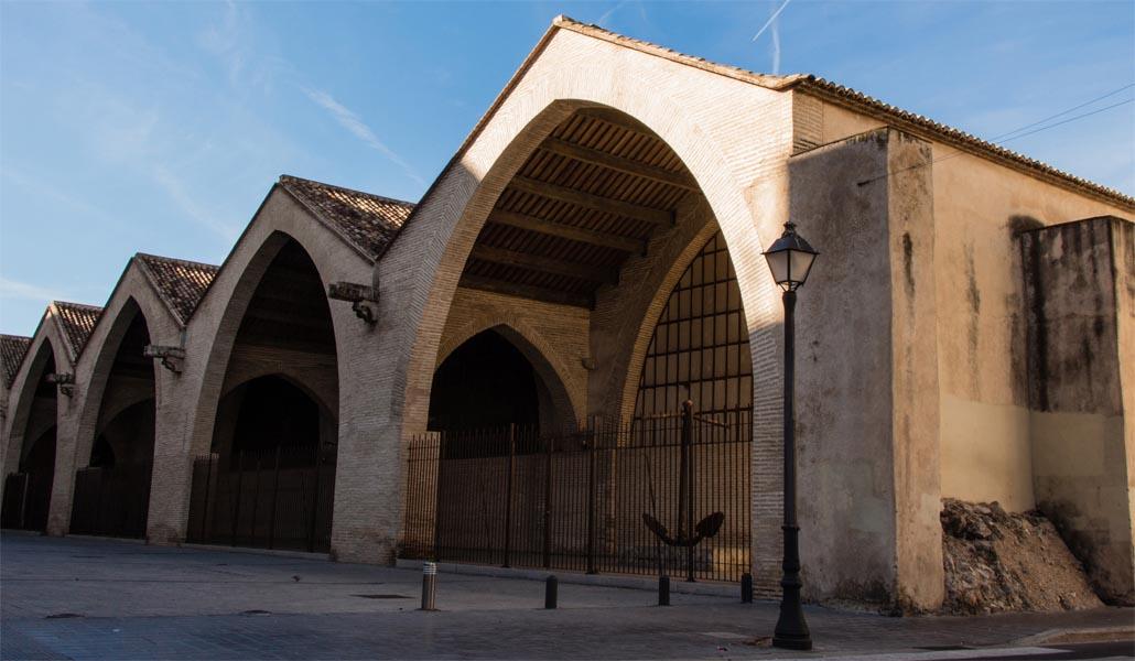 Las Atarazanas, historia viva de Valencia
