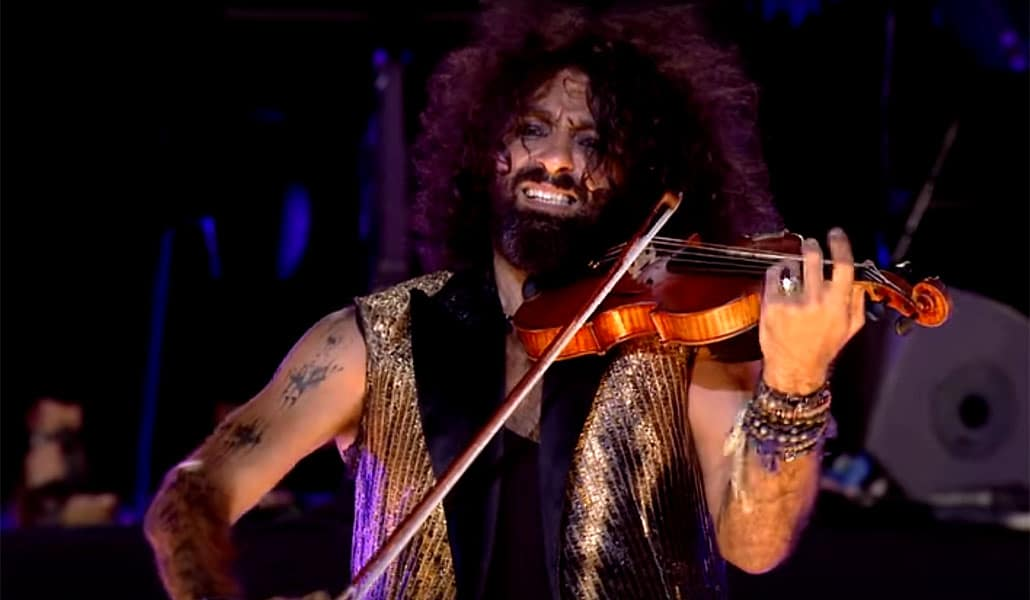 No te quedes sin verlo: vuelve Ara Malikian a los Concerts de Vivers