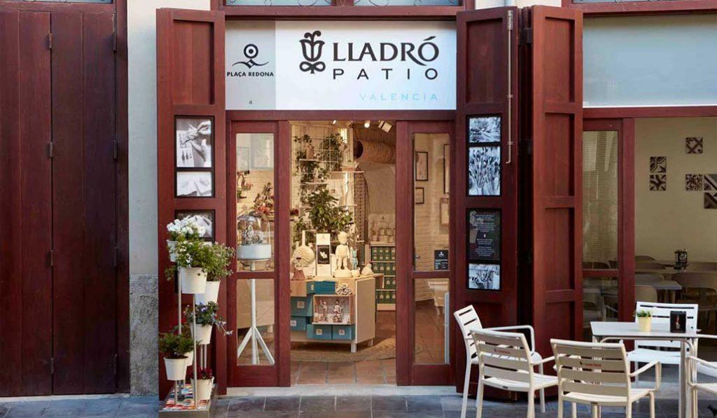 Lladró se convierte en pop-up store