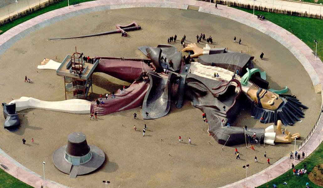 El Parque Gulliver reabre tras las obras