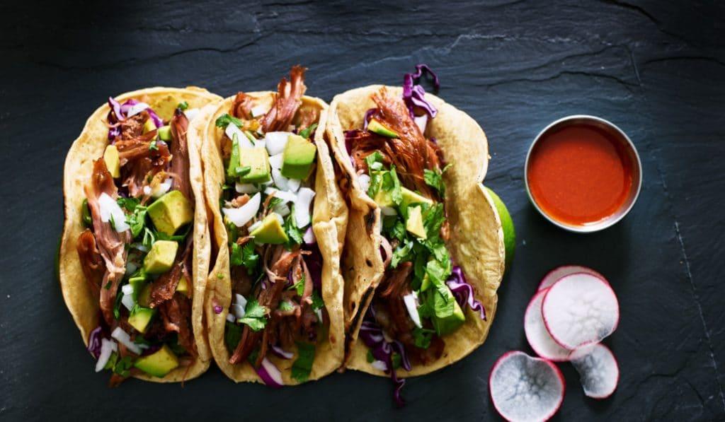 tacos valencia comida mexicana