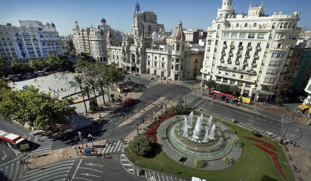 La plaza del Ayuntamiento será peatonal para siempre