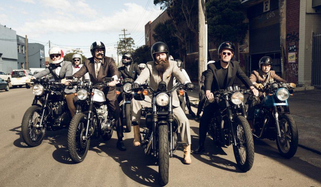 Distinguished Gentleman's Ride: moteros contra el cáncer en Valencia