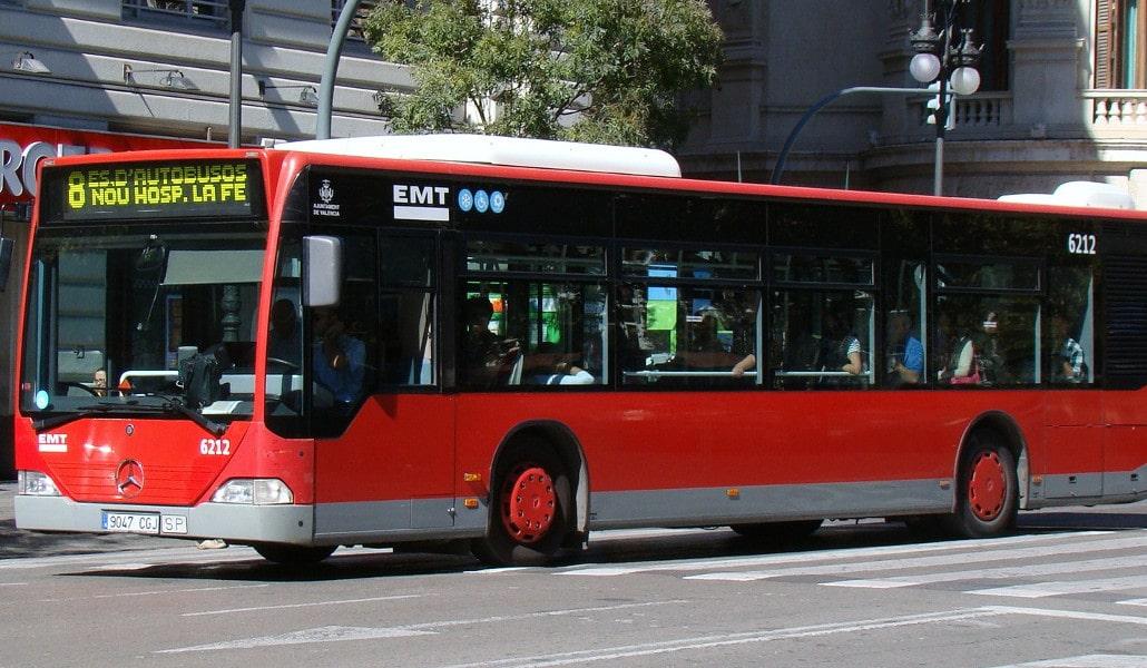Metro, bus y tranvía serán gratis este viernes