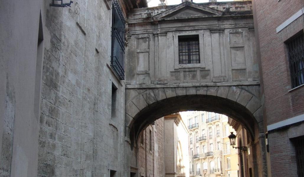 El arco de la Catedral se podrá visitar