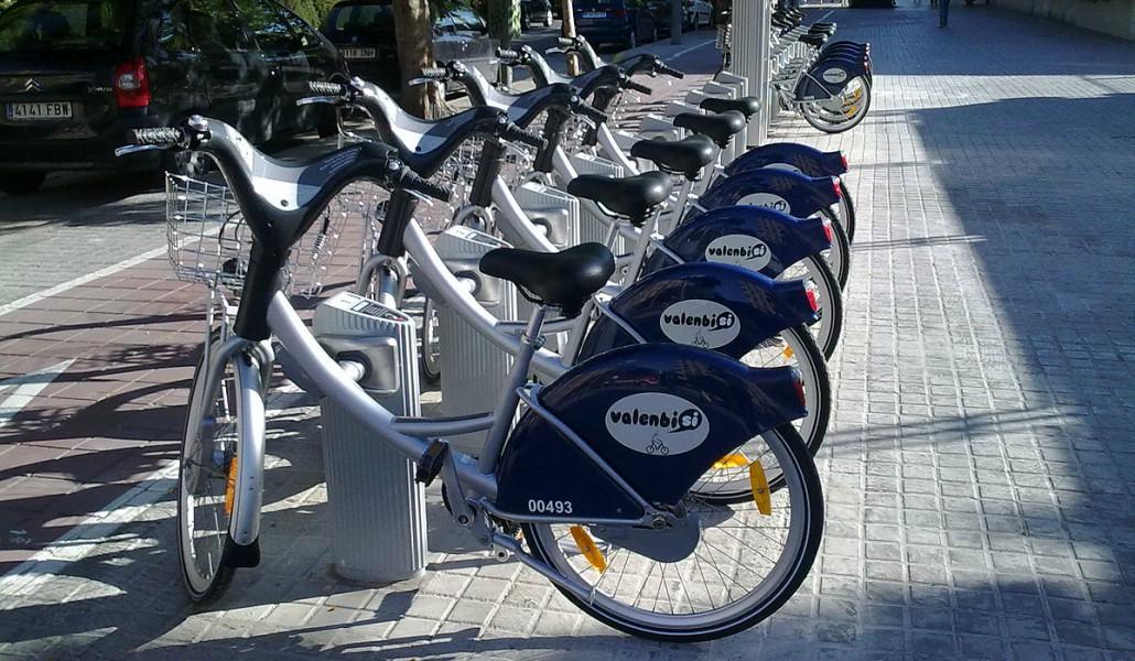 Las nuevas bicicletas que competirán con Valenbisi