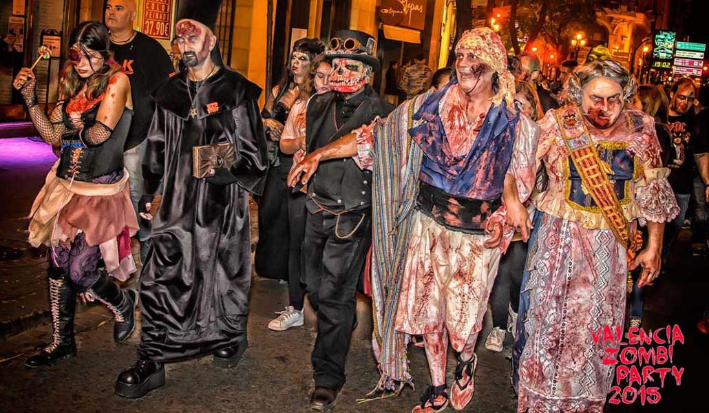 valencia zombi party 2019 2