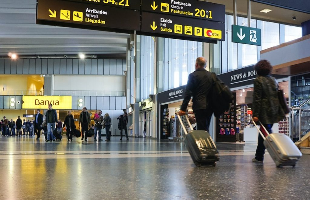 6 curiosidades del aeropuerto de Valencia