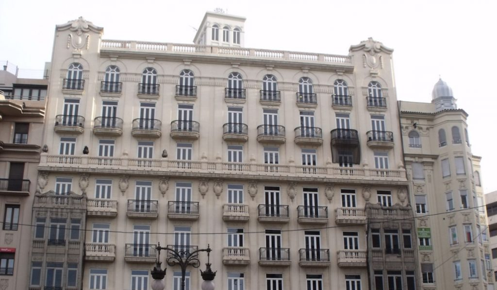 La historia del Hotel Metropol (o cuando Valencia fue la sede del KGB en España)