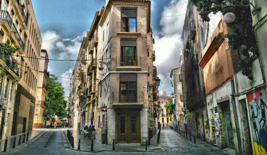 El Carme, el barrio de Valencia que reina en Instagram