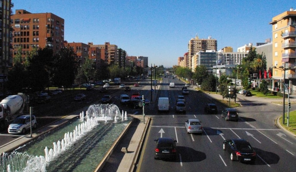 Valencia dice adiós a las pasarelas de la avenida del Cid