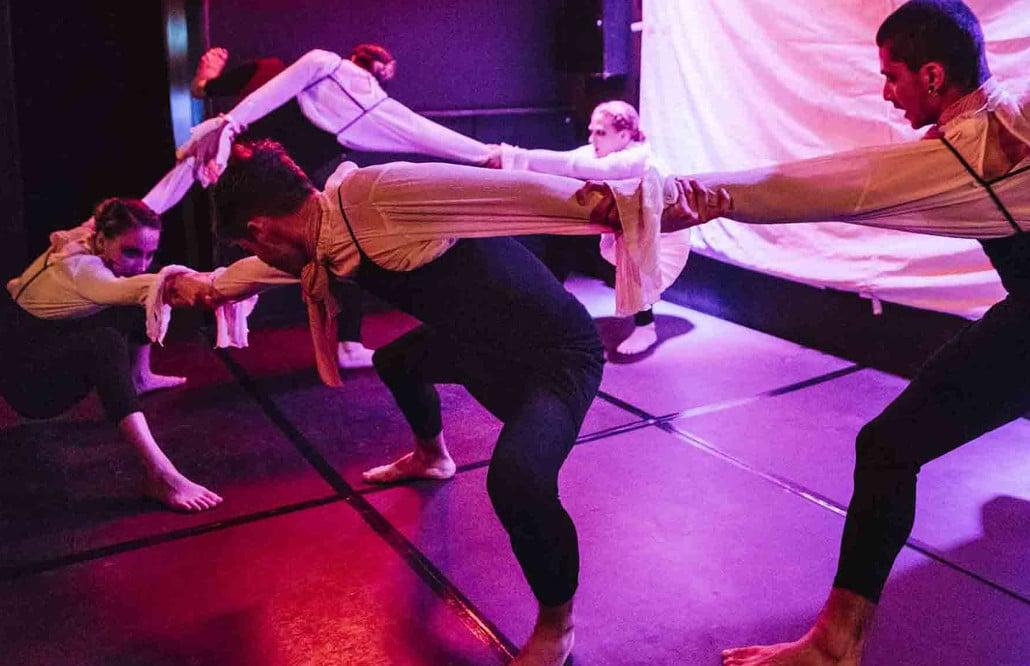 Foto: Tremor Dance Company